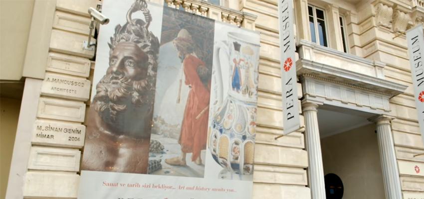pera müzesi ücretsiz