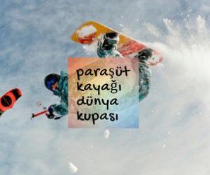 paraşüt kayağı dünya kupası 1