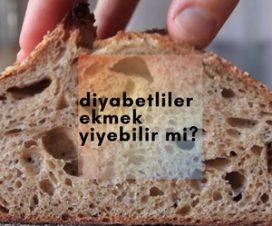 hangi ekmekte seker yok