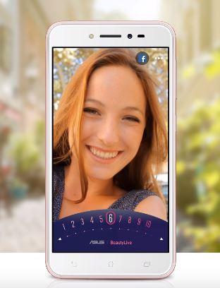 Asus ZenFone Live BeautyLive