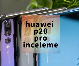 huawei p20 pro fiyatı