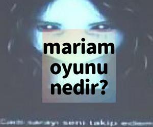 mariam indir türkçe