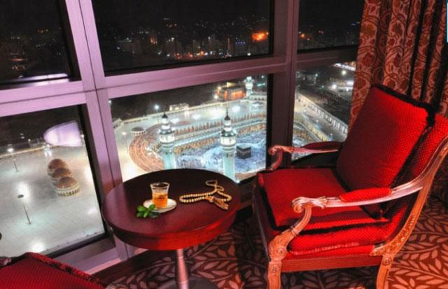 kabe manzaralı beş yıldızlı otel